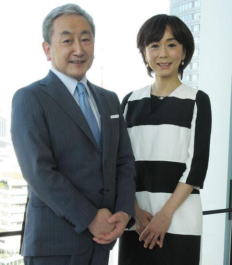橋本大二郎氏 テレ朝「ワイド!スクランブル」9月末で降板、秋の改編伴い