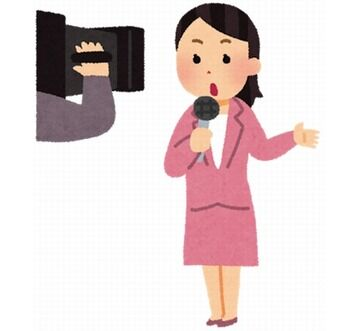 【画像】女子アナさん、あまりにも恥ずかしい格好をテレビで晒してしまう
