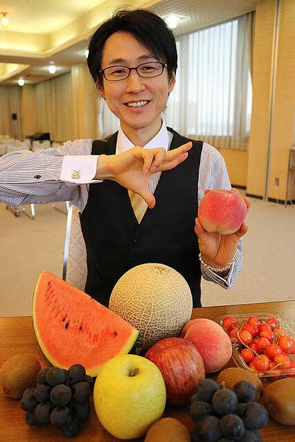 丸7年間フルーツしか食べてない東大教員