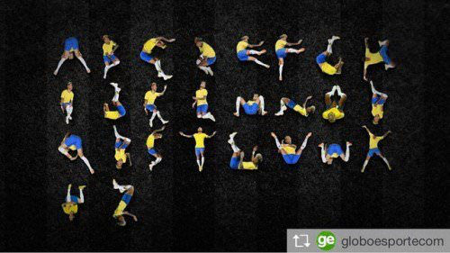 【朗報】ネイマールさん、アルファベットとなって新登場wwwww(画像あり)