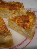 3種のチーズ