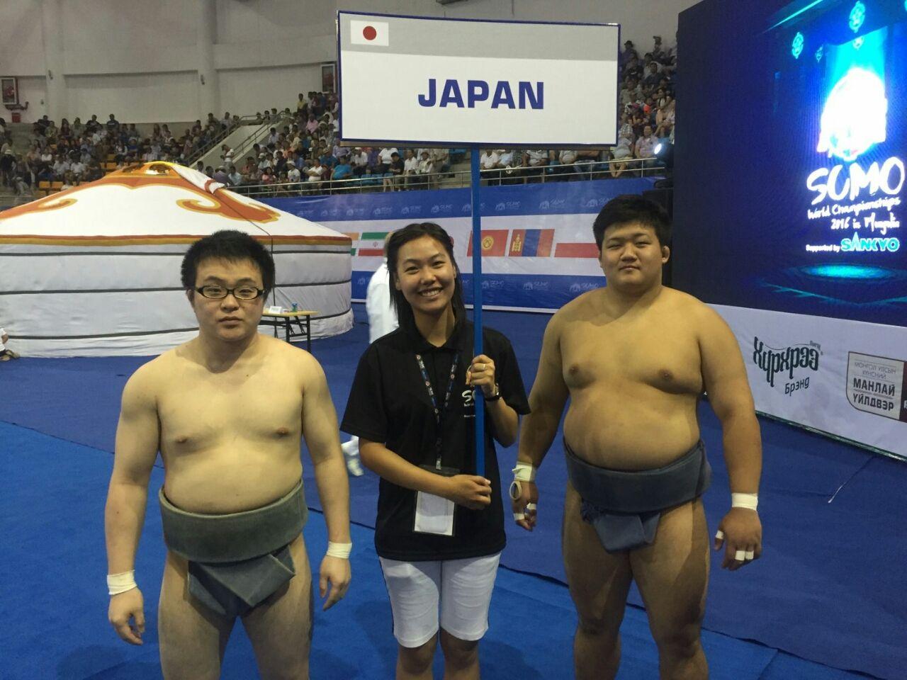 日体大相撲部 マネージャー部屋 ...