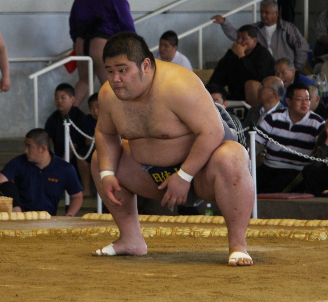 アマチュア相撲 - JapaneseClass...