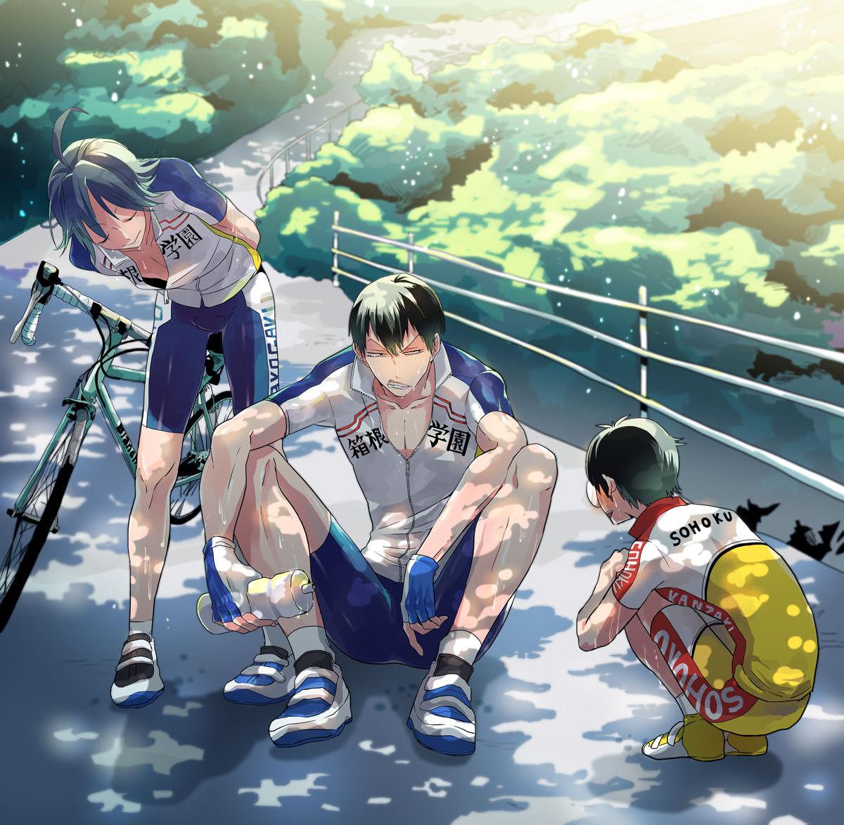 【2chアニメ・漫画】「弱虫ペダル」TVアニメ第3期の制作決定 です!