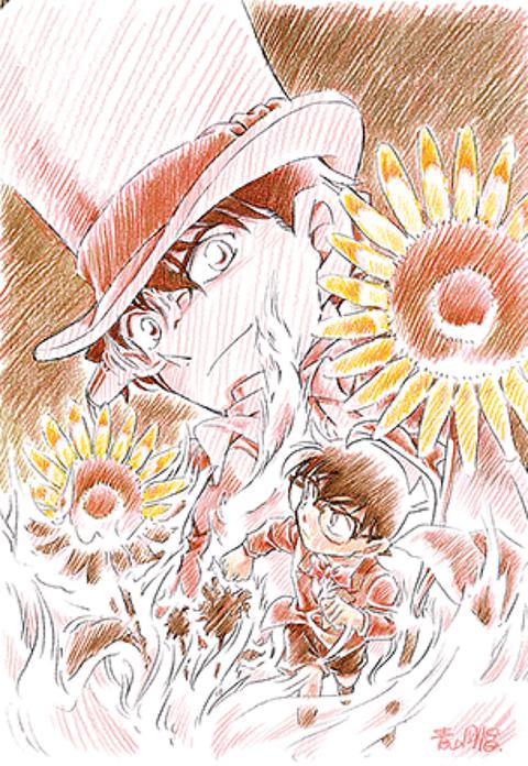 【2chアニメ・漫画】劇場版『コナン』最新作が好評!100万人突破の最速記録と歴代映画作品でもTOPクラスの人気