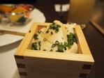 お豆腐(鰹節と塩、刻み葱)