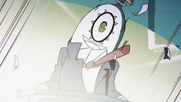 宇宙パトロールルル子第2話「転校生が来た!」3