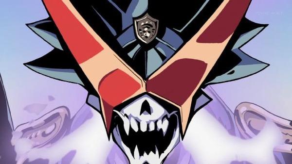 宇宙パトロールルル子第2話「転校生が来た!」23