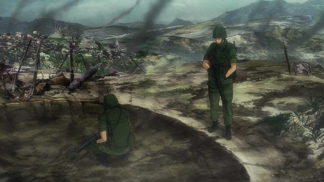 GATE(ゲート) 自衛隊 彼の地にて、斯く戦えり46