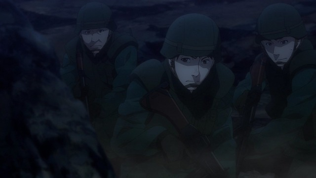 GATE(ゲート)自衛隊 彼の地にて、斯く戦えり 1話78