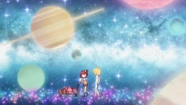 宇宙パトロールルル子第2話「転校生が来た!」16