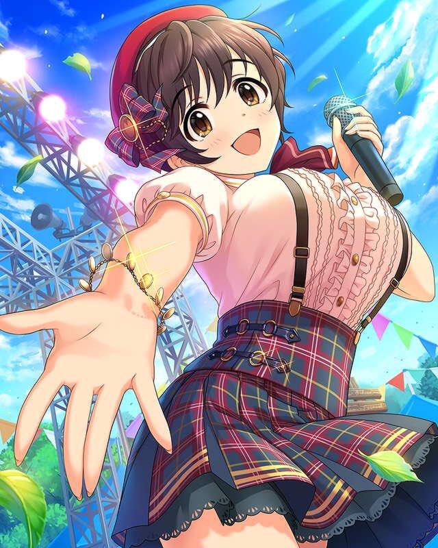 【悲報】デレマスの及川雫ちゃん、一番おっぱそが大きいアイドルなのにイマイチ人気がないwwww