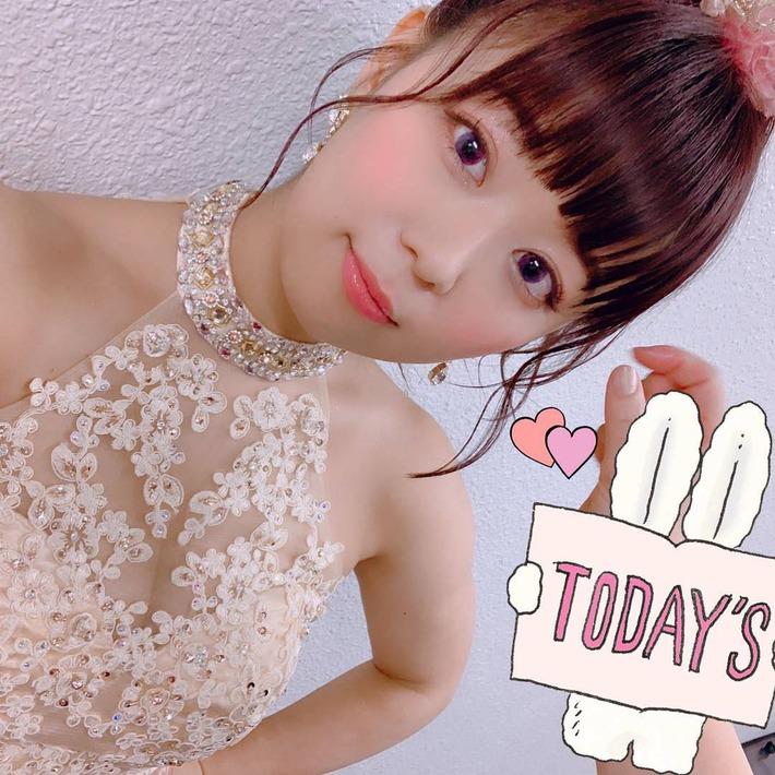 【悲報】大人気声優の井口裕香さん、胸にキスマークを付けながら唄うWWWWWwwwwWWWWWwwww