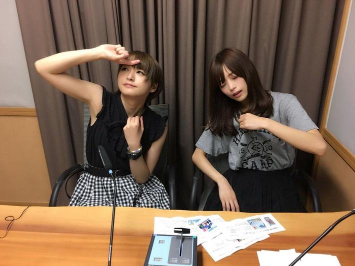 【腋あり】声優の井澤詩織さんって、なんかエロいよなwww