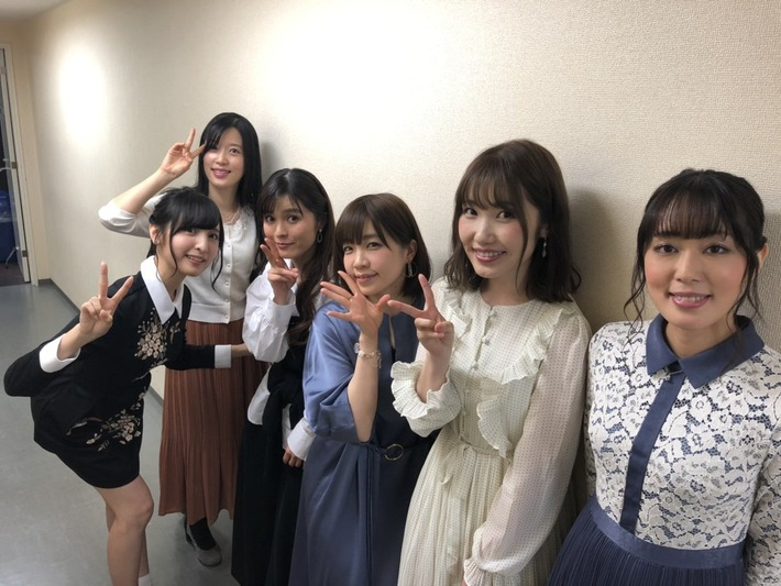 【画像】声優・佐倉綾音さんと日笠陽子さんの着衣おっぱそがエチエチすぎるwww