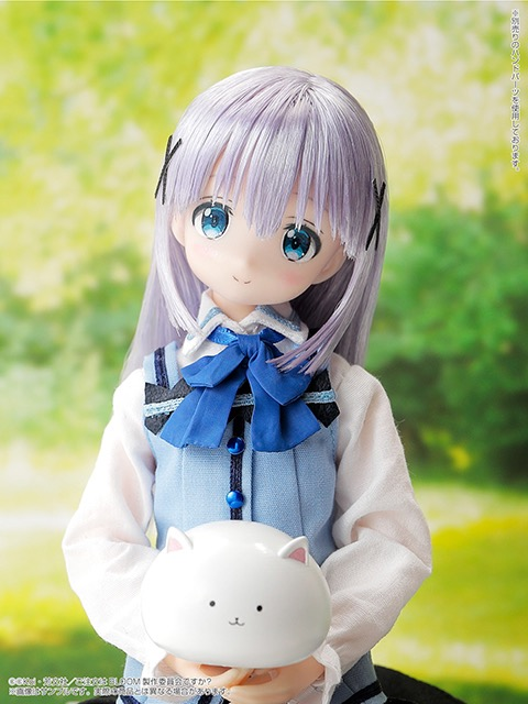 ごちうさチノちゃんの人形、全高22cm、16000円がこちらwwwwwwww