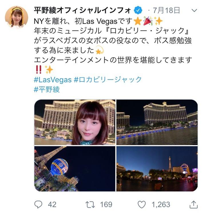 【画像あり】声優の平野綾さん、憔悴しきった陰に泣きつかれ困惑wwwwww