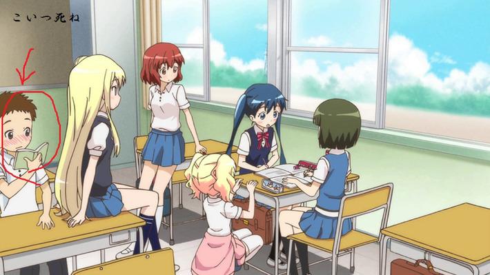【悲報】萌えアニメさん、とんでもないクズを登場させてしまうwwwwwwwww
