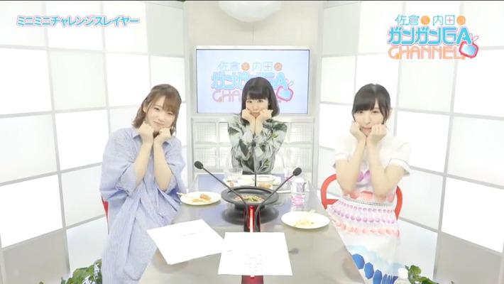 声優の内田真礼さんと東山奈央さん、佐倉綾音さんが可愛い感じのポーズをした結果www