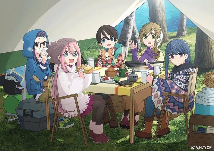 【画像あり】ゆるふわキャンプアニメに憧れてるやつ、現実のキャンプはこの程度だぞwww