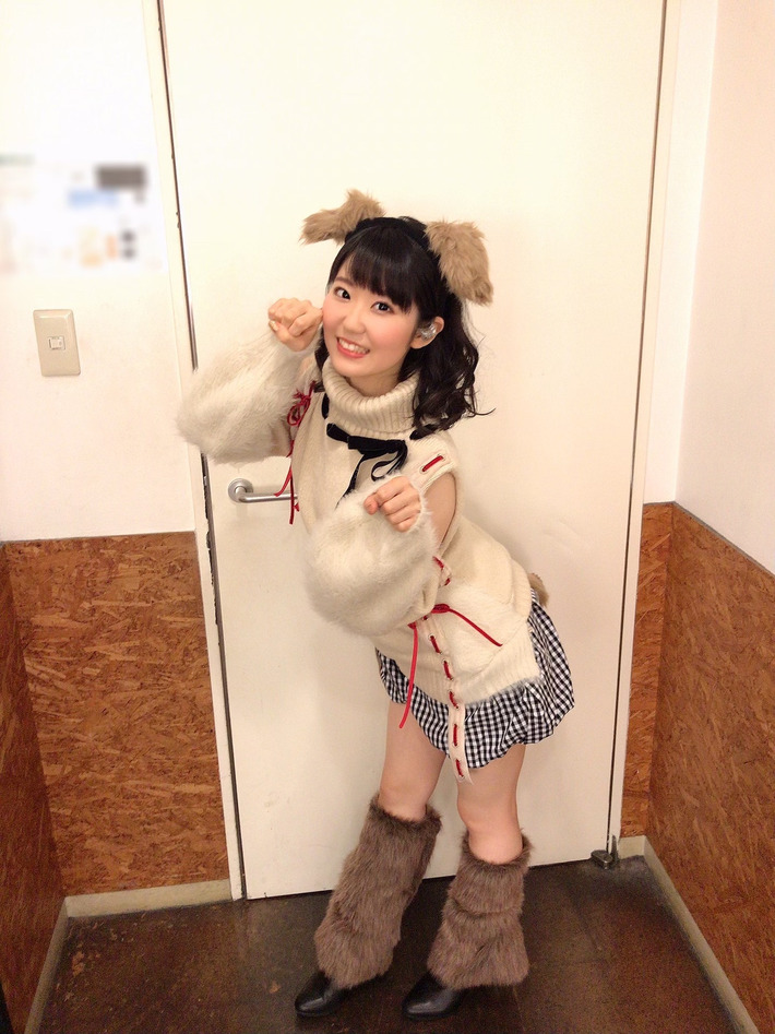 【朗報】東山奈央ちゃん、犬耳姿があまりにも可愛いwwwwwwwww