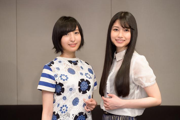 【朗報】声優の佐倉綾音さんと雨宮天さん、アイドルより超美人すぎるwww