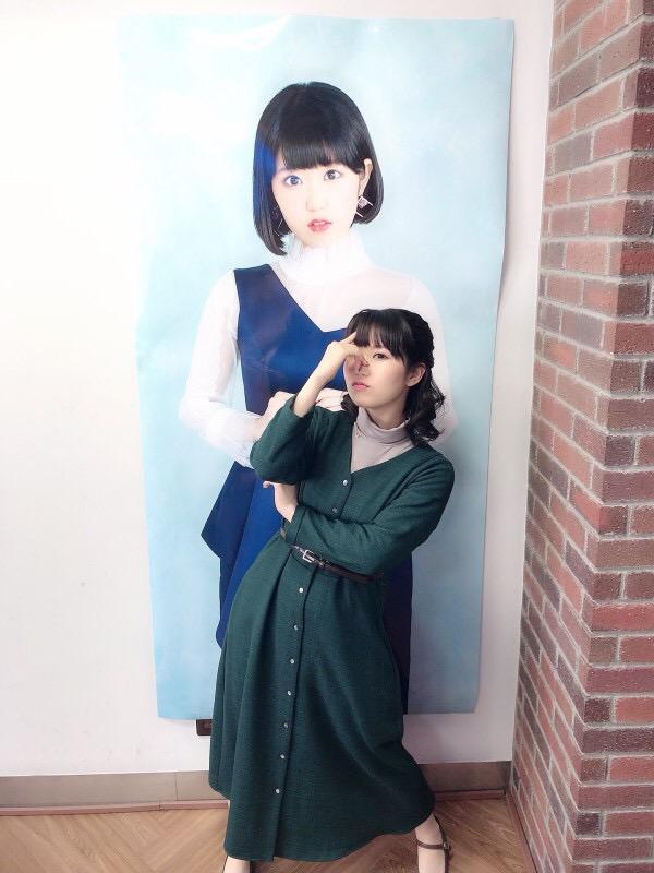 【画像】声優の東山奈央さん、ジョジョ立ち姿が可愛いすぎるwww