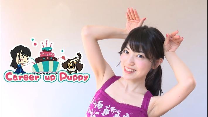 【画像】声優の石原夏織さん、腋が綺麗であまりにもエロい事に気づかされるwwwwww