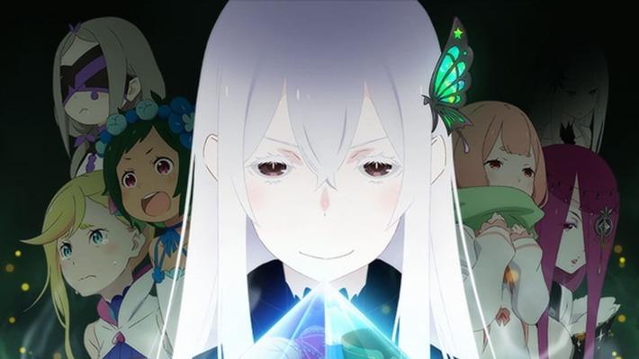 【悲報】夏アニメ四天王「リゼロ」「ラピスリライツ」「彼女、お借りします」