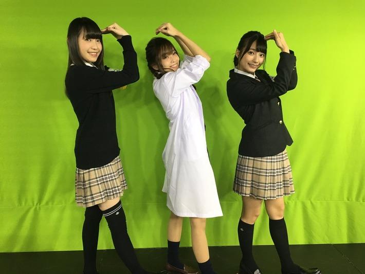 【朗報】超美人声優・高野麻里佳さん、他二人を楽々顔面論破してしまうwww