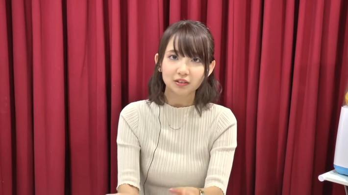 【朗報】声優・大久保瑠美さん(29)の着衣お胸が意外とエチエチwww