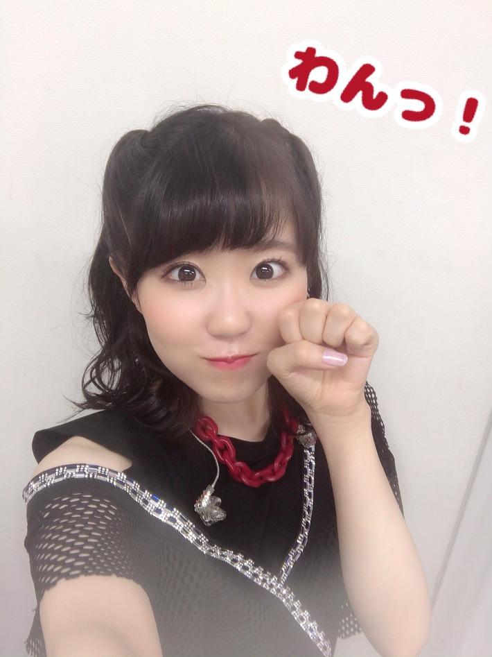 【速報】最新の東山奈央さん、やたらと可愛いわんwwwwww