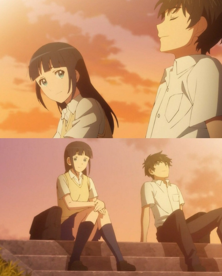 【画像あり】メジャーセカンドのアニメ佐倉睦子ちゃんが美少女すぎるwww