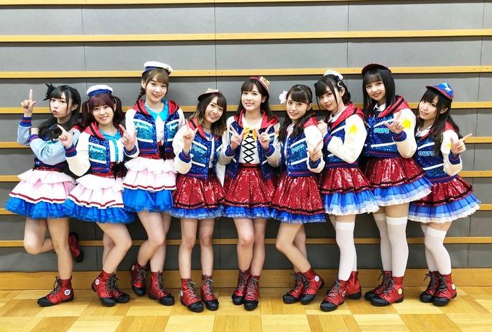 【朗報】ラブライブ!Aqours声優さん。本日、日本のアイドルを蹂躪しつくす模様