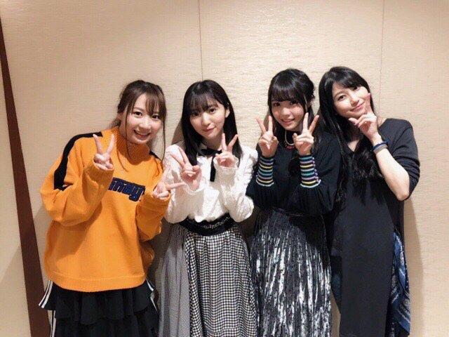 """【朗報】アイドル声優ユニットの頂点""""TrySail""""、かわいい!!!!!!"""