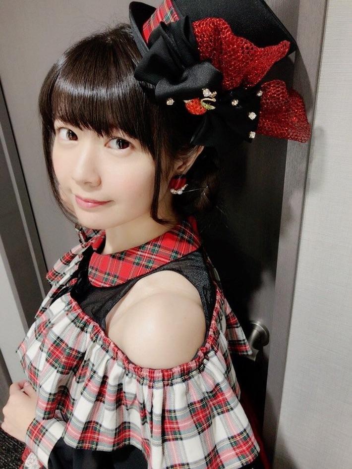 声優・竹達彩奈さん(29)の最新画像www