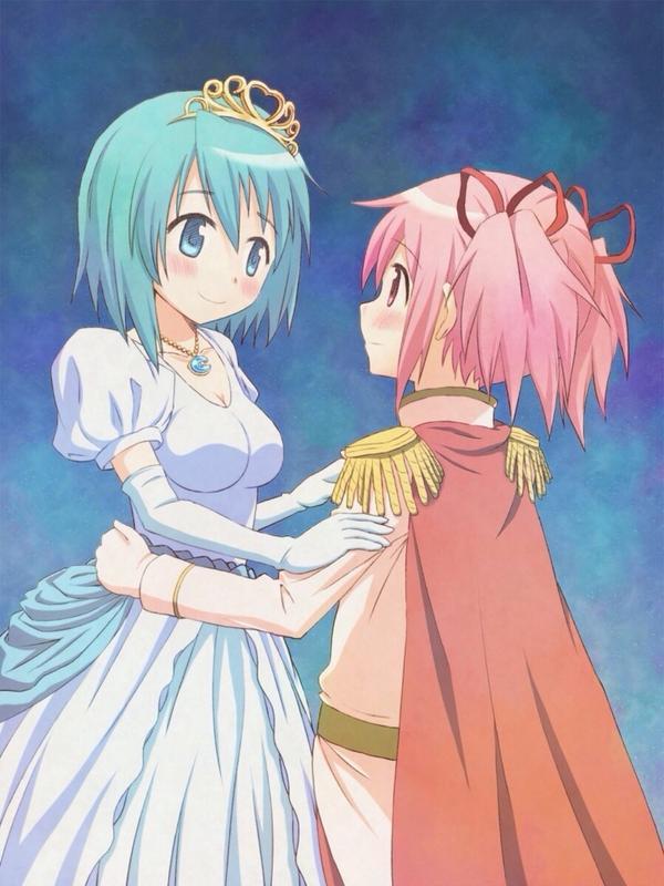 【悲報】鹿目まどかさん、同じクラスの女の子と結婚してしまうwwwww