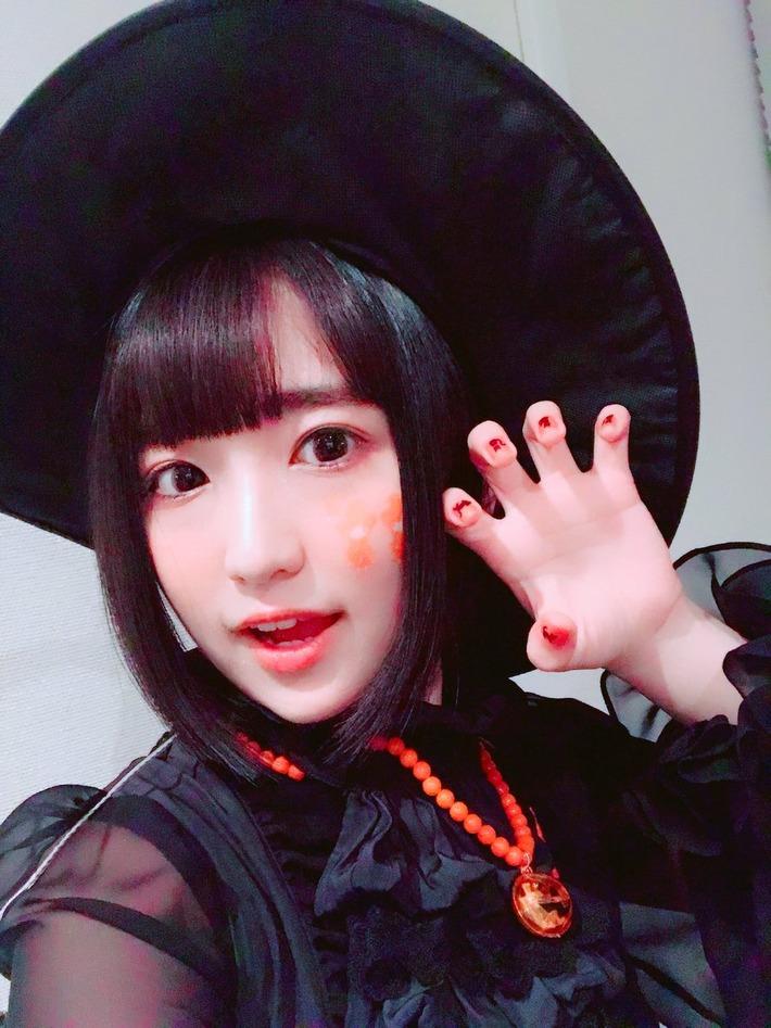 売れっ子声優の悠木碧さん、今年のハロウィン衣装を公開www
