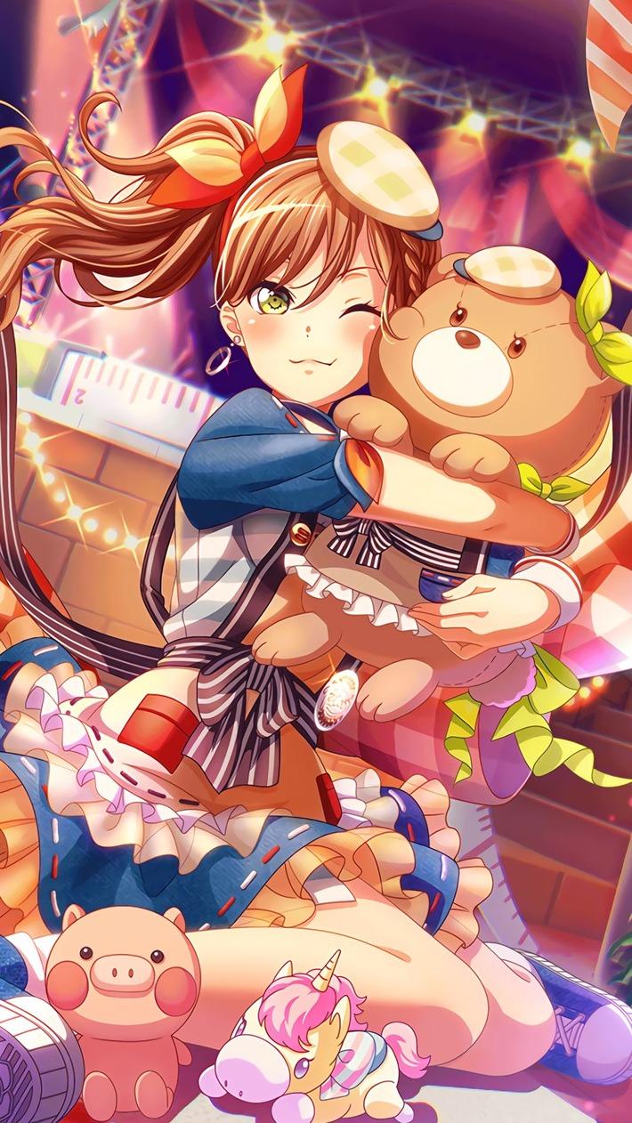 【画像あり】バンドリの今井リサちゃん、1番可愛い件wwwwwww
