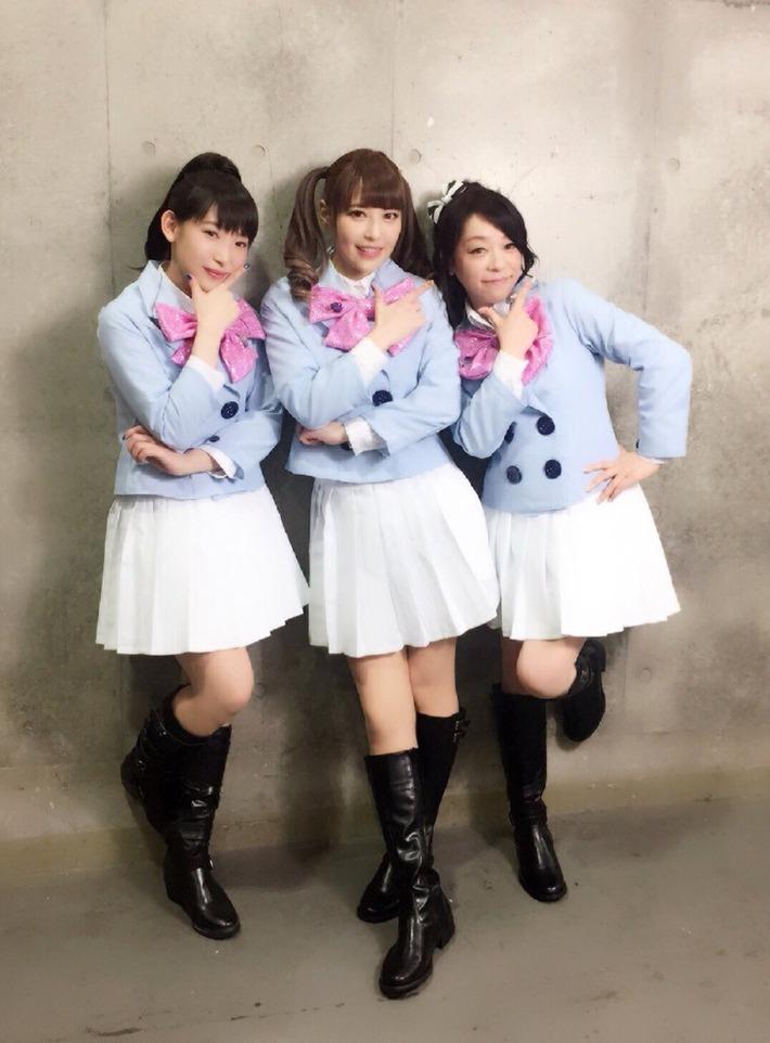 【朗報】南條愛乃さん、女子高生になる www www