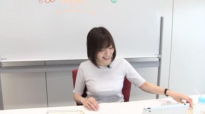 【画像】声優・佳村はるかさんの着衣おっぱいH過ぎ問題!!!