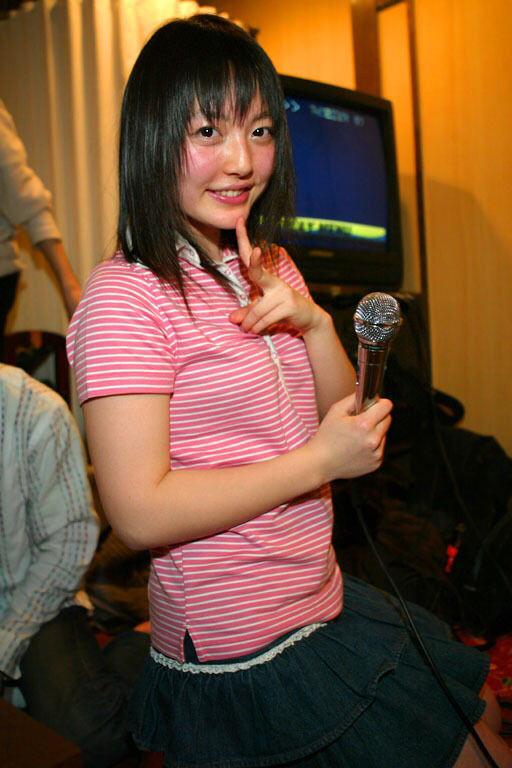 花澤香菜がまだ12歳だった時の画像www