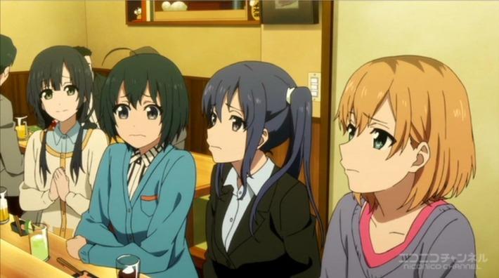 SHIROBAKOに一人ガチの無能いるよなwww