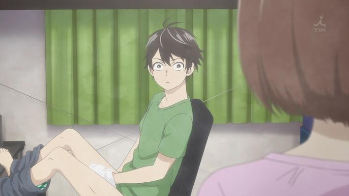 【悲報】 岡田麿里さん脚本の新アニメ、男のオナニーの仕方がおかしいと話題に