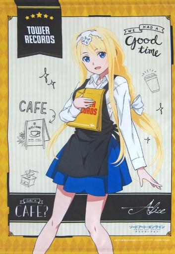 【画像】SAOのアリスの3サイズエロ過ぎwww