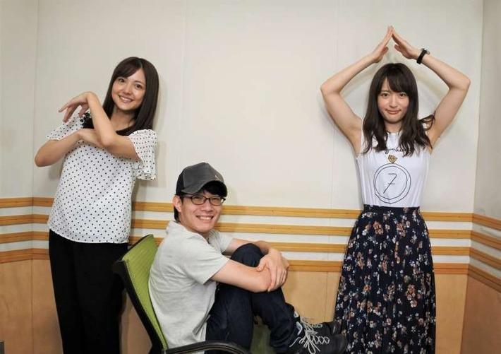 【朗報】小松未可子さん、エッチな脇を見せてしまうwwwwww