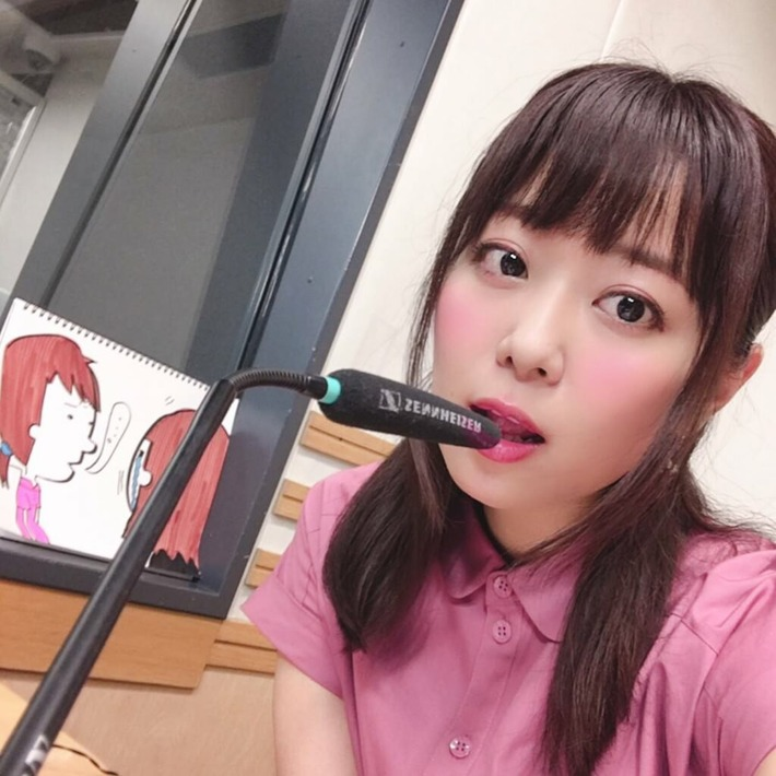 井口裕香ちゃんとかいう声優がめちゃくちゃ可愛いwww