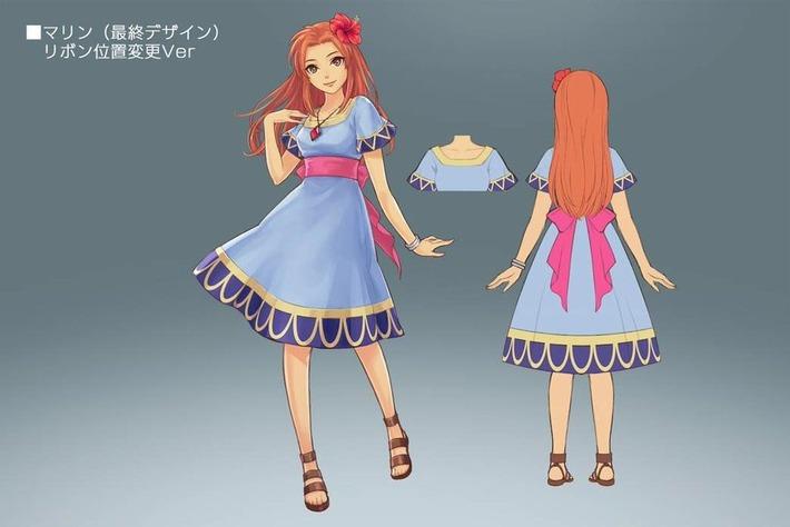 【朗報】ゼルダの伝説夢をみる島のメインヒロイン、可愛すぎるwwwwwwwwww