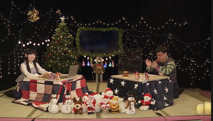 田村ゆかり(44)さん、クリスマスの夜にyoutubeで個人配信してしまう!!!!