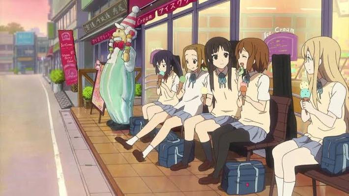 けいおんのむぎちゃん「女の子同士が仲良くしているのを見るのが好きなの♪」 ←これwww